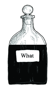 WHAT BOTTLE (ISOLATED)